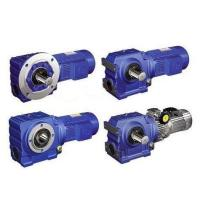 Quality Helical Worm Gear Reducer Alloy Steel 40Cr Material With Electric Motor wholesale