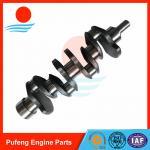 Quality Isuzu forklift parts in China C240 crankshaft 9123104130 8941396690 8941597680 wholesale