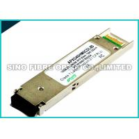 Cheap Fiber Optic QSFP+ Optical Transceiver Module 4 x 10GBASE - LR / W OTN 10km for sale