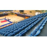 Buy cheap Blue Green Red Facilities Sports Playground And Stadium Seat Integrated Fixed product
