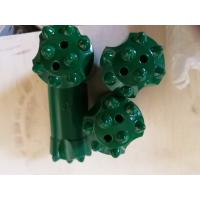Cheap Tapered Button Drill Bit 12 Degree 32mm 34mm 41mm For Small Hole Rock Drilling for sale