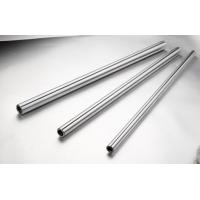 Quality Precision HRC 58 - 62 Solid Shaft , Steel Hollow Shaft With  Induction Hardend , Chorme Plated wholesale