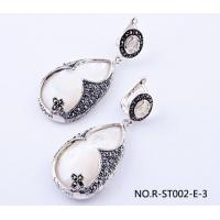 Quality 925 silver earrings,jewelry wholesale
