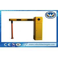 Quality Electronic Parking Gate Barrier Aluminum alloy For Parking System wholesale