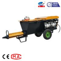 Cheap 3mpa Pressure Cement Spray Machine Spray Plaster Machine For Mining Construction for sale