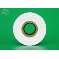 China 2 Times Coating Thermal Paper Rolls 100% Wood Pulp Durable 2-5 Years Image Life on sale