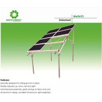 China All Used Aluminum Solar Panel Frame Solar Panel Support BracketsPV Structure For Solar Panel Project on sale