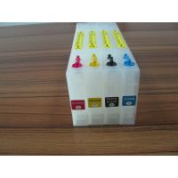 China 300ml Plastic Pigment Ink Cartridges Refillable Dye Ink For Epson 4400 4450 on sale