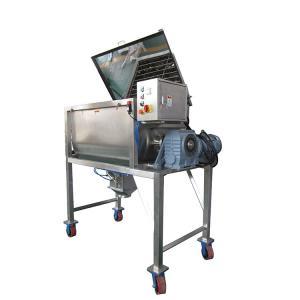 Quality Food mixer stirring Horizontal Ribbon mixer machinery wholesale