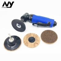 Quality Type R 1 Inch Quick Change Sanding Discs Brown Color Consistent Finishes Allowing wholesale