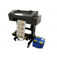 Quality A3 / A4 Paper Roll Label Printer Machine With Epson Original Printhead wholesale