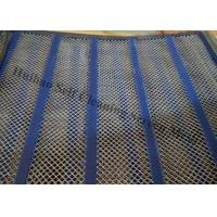 Carbon Steel Self Cleaning Screen Mesh For Separating Wet And Moist Materials