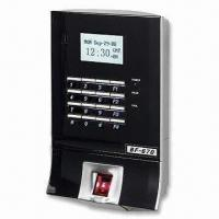 Quality IP-based Multiple Door Fingerprint/RFID/Pin Access Time Attendance Controller, Supports PoE wholesale