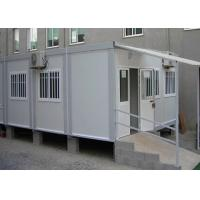 China Flexible Assembly Pre Made Container House Safe Comfortable With Air - Conditioning on sale