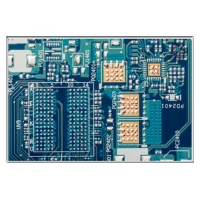 Quality Pressure Measuring Instrument Printed Circuit Board Assembly   PCBA Manufacturing and Fabrication wholesale