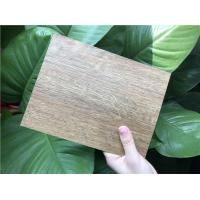 Quality Durable LVT Wood Flooring Solid Contemporary  Wood Texture Customizable wholesale