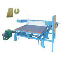 Quality 3.8 Kw Polyurethane Foam Crushing Cutting Machine For Special Shaped Slicing Foam wholesale