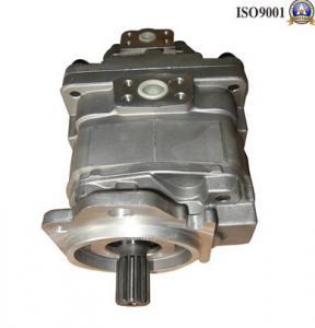 China hydraulic gear pump 705-51-12090 for wheel loader WA600-6 on sale