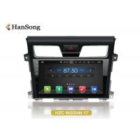 Quality Professional Nissan Car DVD with Cortex A9 4 Cores CPU 1024*600IPS screen and Mirro link wholesale