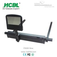 Quality Single Polarization Passive 3D Cinema System With Liquid Crystal Polarizer wholesale