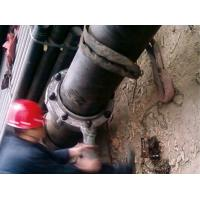 China ISO 4179 Coating Cement Lined Ductile Iron Pipe Screw Joint Connection on sale