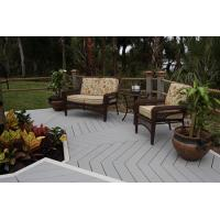 Quality Strand-woven Bamboo Outdoor Decking wholesale
