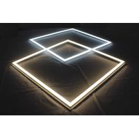 Cheap PC And Aluminum 60x60cm LED Panel Lights For Decoration 36 W / 42 W 6000K for sale