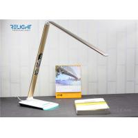 Quality Eye Protection Foldable Desk Lamp with LCD Calendar Display and Ambient Light Dimmable Brightness wholesale