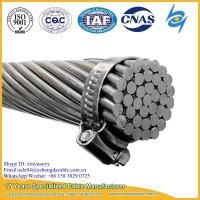 Quality Manufacturer Bare Conductor Overhead/AAC/AAAC/ACSR Conductor Cable (BS/DIN/IEC/ASTM) wholesale