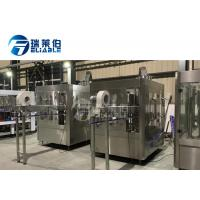 Quality High Speed Carbonated Drink Filling Machine For Alcohol Drink / Gas Water wholesale