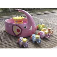 Buy cheap Blue and Purple Indoor Sand Table for Kids / Elephant Table Kids Toys product