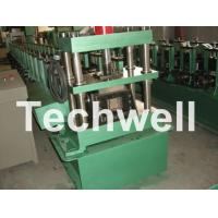 Quality Steel Storage Rack Beam Box Profile Rack Roll Forming Machine for Shelving Rack Box Beam wholesale