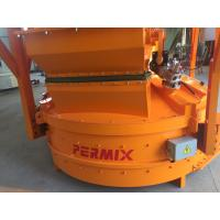 Quality Planetary Concrete Mixer Panel Sleepers Tunnel Precast Block Mixing CE 1000L PMC wholesale