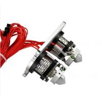 China Multi-color 3D Printer Kits,3D Printer Headed Hotend Extruder 0.35 3mm Nozzle on sale