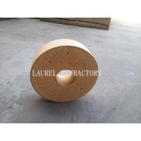 Quality Round Fire Clay Brick with Good Thermal Shock Resistance for Pizza Oven wholesale