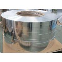 Quality Thickness 0.05 - 0.6mm Hot Rolling Aluminium Strip / Tape For Cable Transformer wholesale