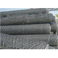China 80x100mm 0.5mm Reinforced Mike Mat For Railway Roadbed Abutment Geotextile on sale
