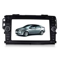 Quality Kia Forte Car GPS Navigation System 7 Inch Graphical User Interface RDS wholesale