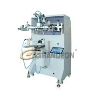 Quality glass vases semi-automatic cylinder screen printing machine for sale wholesale