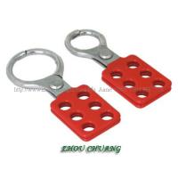 Quality High Quality Safety Products: Vinyl Coated Aluminum Hasp, Safety Lockout Supplier, Customization Available wholesale