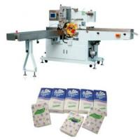 Quality Paper Handkerchief Packing Machine(single bag) wholesale