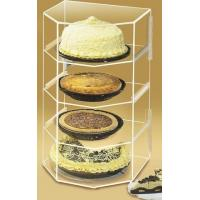 Quality Clear Acrylic Bakery Display Case wholesale