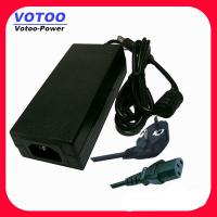 Quality 5.5mm 2.5mm DC Plug CCTV Power Adapter / 12V 6A External Power Supply wholesale