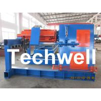Quality Active Uncoiling 15 Ton Hydraulic Uncoiler / Decoiler Curving Machine TW-DECOILER wholesale