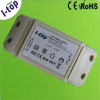 Quality Indoor Regulated Constant Voltage Constant Current LED Driver Source 5W - 7W 350mA 24V OEM wholesale