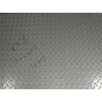 Quality 10mm Stainless Steel Floor Plate / Stainless Steel Checkered Plate wholesale