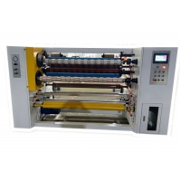 Quality 4kw 1500kg 200m/Min Adhesive Tape Slitting Machine wholesale
