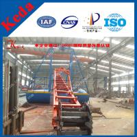 Buy cheap Gold Seperation Chain Bucket Dredger from wholesalers