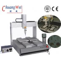 Quality Assembly Tools - Automatic Glue Dispenser Machine with Dual Working Table wholesale