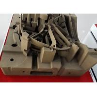 Quality OEM Available Resin Sand Casting 3D Printing Parts For Construction Machinery wholesale